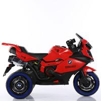 儿童电动车摩托车小孩三轮车宝宝玩具车可坐人童车电瓶车3-6-8岁
