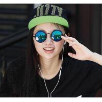 户外男帽女帽遮阳平沿棒球帽夏季男女士字母嘻哈帽大头潮帽韩版潮