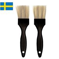 【当当海外购】瑞典进口Orthex 厨房烘焙烧烤小刷子蛋液刷2只装
