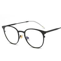 陈伟霆同款眼镜框潮平光眼镜架男士款复古全框女圆脸成镜9169