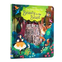 Usborne 偷偷看里面 Peep Inside a Fairy Tale Beauty