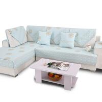 沙发垫四季布艺全包盖防滑组合靠背巾简约现代沙发套巾罩坐垫子