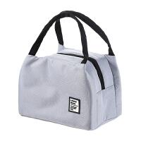 大号水保温袋加厚清新火烈鸟饭盒袋布袋手提袋铝箔便当袋饭盒包