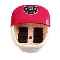 朗悦 足浴盆 LY-5810 自助滚轮按摩洗脚盆冲浪加热足浴器电动泡脚盆包邮