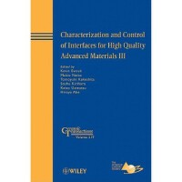 【预订】Characterization and Control of Interfaces for High Qual