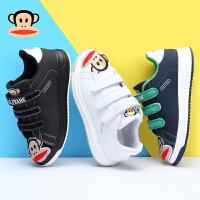 大嘴猴童鞋男童板鞋低帮2018春季新款中小童儿童鞋子潮休闲运动鞋