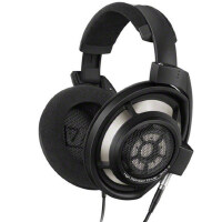 SENNHEISER/森海塞尔 HD800S头戴式hifi耳机 专业录音监听耳机 发烧级音乐手机通用有线重低音耳机录音