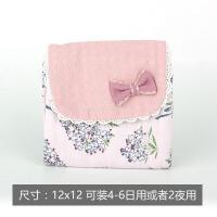 可爱卫生巾收纳包女大容量月事便携袋子装放姨妈巾的小包包便捷简约家居日用收纳用品收纳包