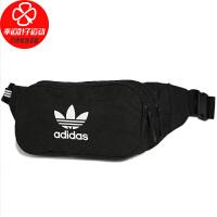 幸运叶子 Adidas阿迪达斯三叶草男包女包运动包户外旅行包腰包手机包DV2400