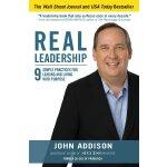 【中商原版】真正的领导力 英文原版 Real Leadership John Addison McGraw-Hill