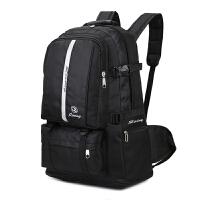 20181006091005513男士大容量双肩包户外旅行包防水尼龙包双肩背包男女包加大行李包