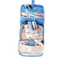 20191218113220873防水多功能手提旅行洗漱包袋化妆洗漱包旅行包大容量旅行出差收纳袋 便携收纳包 颜色随机