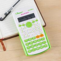 学生函数12位科学计算器 多功能解方程式学生文具考试计算器