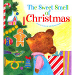 The Sweet Smell of Christmas (Little Golden Books) 好闻的圣诞节 (