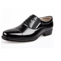 皮鞋男士制式正装皮鞋
