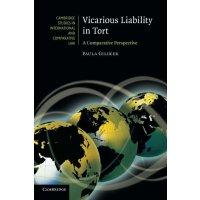 【预订】Vicarious Liability in Tort: A Comparative Perspective