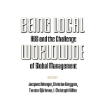 【预订】Being Local Worldwide