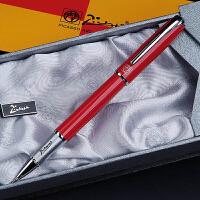 毕加索PS-916法兰红宝珠笔圆珠笔当当自营