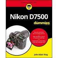 【预订】Nikon D7500 For Dummies 9781119448327