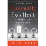 【预订】Unusually Excellent: The Necessary Nine Skills Required