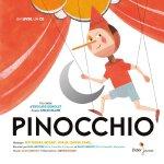 【现货】法语原版 匹诺曹 Pinocchio 经典童话故事 原版儿童绘本60P 3岁以上 9782278082261