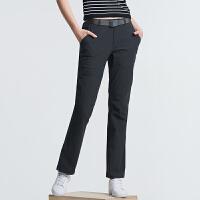 【春夏新品・低至5折】 法国PELLIOT/伯希和 户外速干裤 户外运动休闲透气修身快干裤