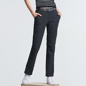 【五一出游特惠】法国PELLIOT/伯希和 户外速干裤 户外运动休闲透气修身快干裤