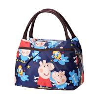 手提包大号牛津布手提包小布包女包饭盒袋手拎包三层大容量口袋包