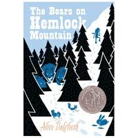【中商原版】铁杉山的熊 英文原版 BEARS ON HEMLOCK MTN