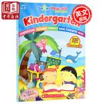 【中商原版】越学越聪明练习:幼儿园 英文原版 Scholastic Smart Practice Kindergart