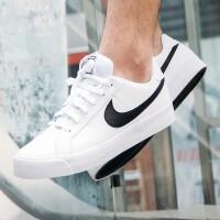 Nike耐克男鞋2020冬季新款低�瓦\�有蓍e鞋板鞋小白鞋潮BQ4222-103