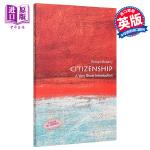 【中商原版】公民权(牛津通识读本) 英文原版 政治 Citizenship: A Very Short Introdu
