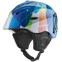 滑雪头盔护具雪盔保暖护头户外雪地男女款单板双板