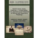 Harold James Jenks, Petitioner, v. United States. U.S. Supr