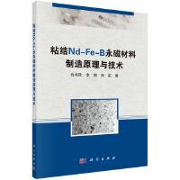 粘结Nd-Fe-B永磁材料制造原理与技术
