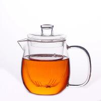【当当自营】北斗正明冰点尚炫正品耐热玻璃茶具飘逸杯企鹅壶过滤茶壶玻璃泡茶壶花茶壶