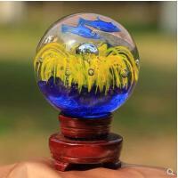 创意摆件水晶球送闺蜜男女朋友同学特别新奇生日礼物家居装饰品