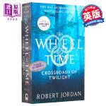 【中商原版】Wheel of Time #10:Crossroads Of Twilight 英文原版 英文小说 科幻