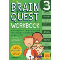 Brain Quest Workbook: Grade 3 智力开发系列:3年级练习册 ISBN97807611491