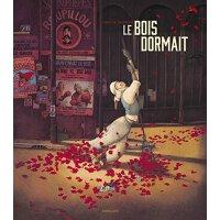 【现货】法语原版 海贝卡・朵特梅:沉睡的木头法文原版绘本 Le Bois Dormait 3岁以上 978284865