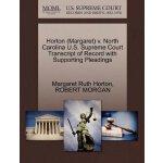 Horton (Margaret) v. North Carolina U.S. Supreme Court Tran