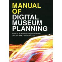 【预订】Manual of Digital Museum Planning