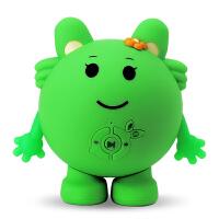 【当当自营】爱童咕力咕力卡通智能机器人 能跟动画片对话互动的机器人 -绿色