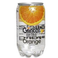 [当当自营] 马来西亚进口 运得牌 橙味含气饮料 350ml
