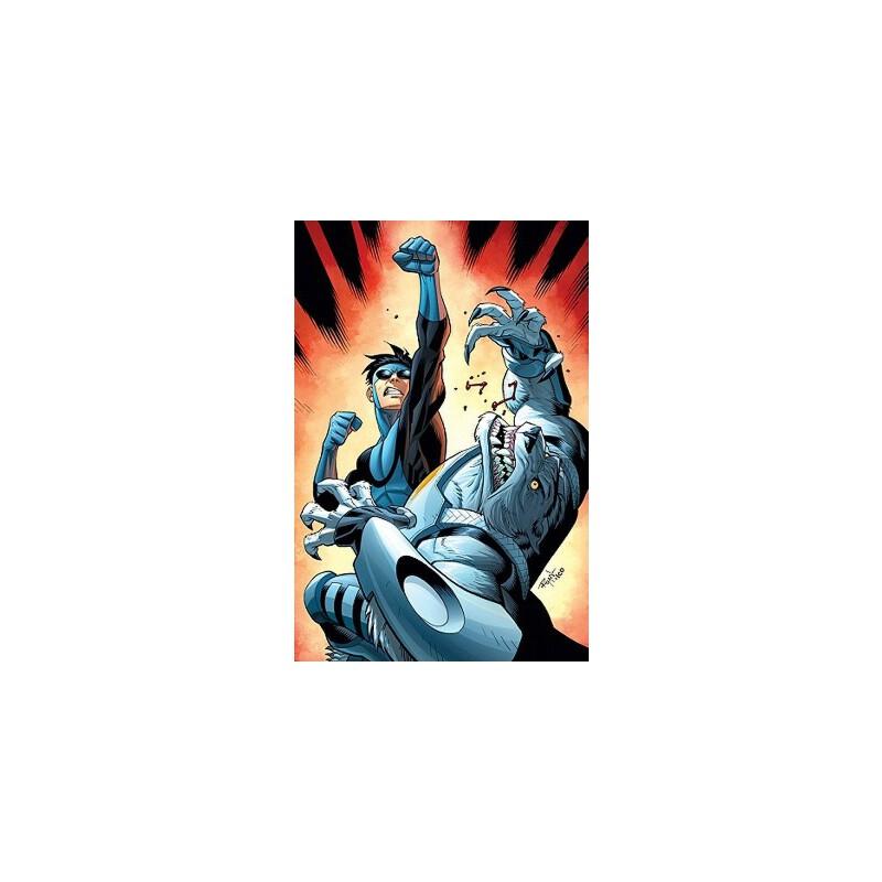 【预订】Invincible, Volume 11: Happy Days 预订商品,需要1-3个月发货,非质量问题不接受退换货。