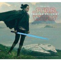【现货】Art of Star Wars: The Last Jedi 星球大战8:绝地武士 电影制作画册