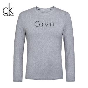 CKJ 长袖 T恤 男士 Calvin Klein Jeans夏季新款 40-3-4-CMP12S-7C8