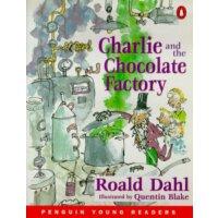英文原版 查理和巧克力工厂 Penguin Young Readers Level 3 Charlie and the