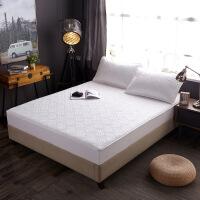 棉夹棉床笠单件防滑加厚席梦思床垫保护套纯棉床套床罩套