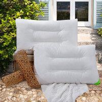 富安娜家纺 枕芯枕头纯棉酒店系列柔软儿童学生成人水洗羽丝绒枕